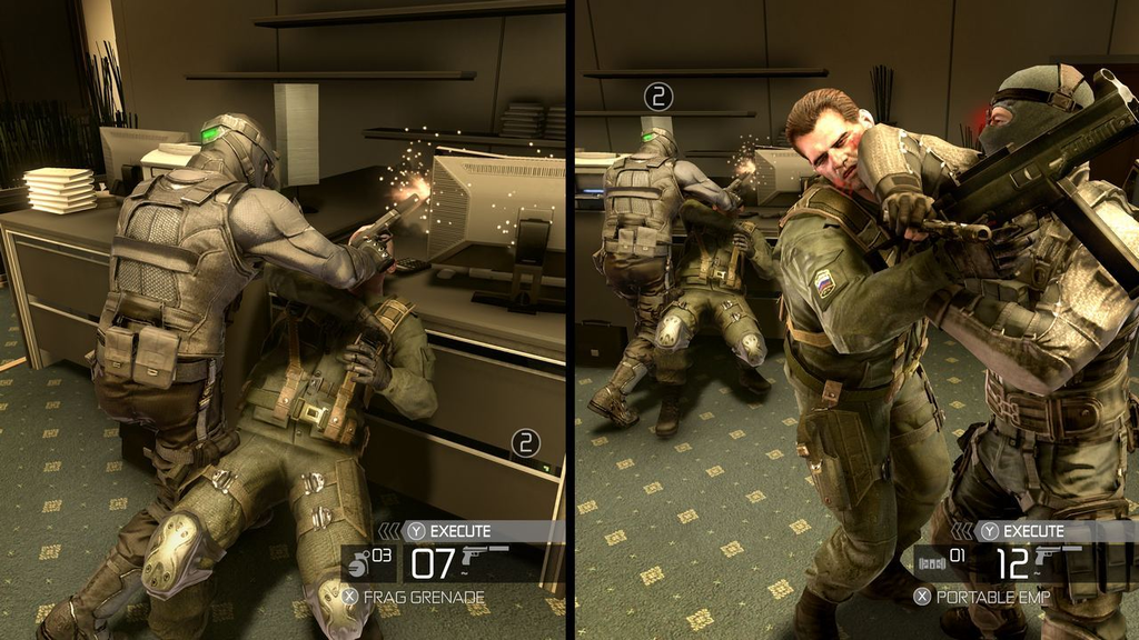 Team Talk | What's your most memorable co-op experience? - Splinter Cell: Conviction - Pass the Controller