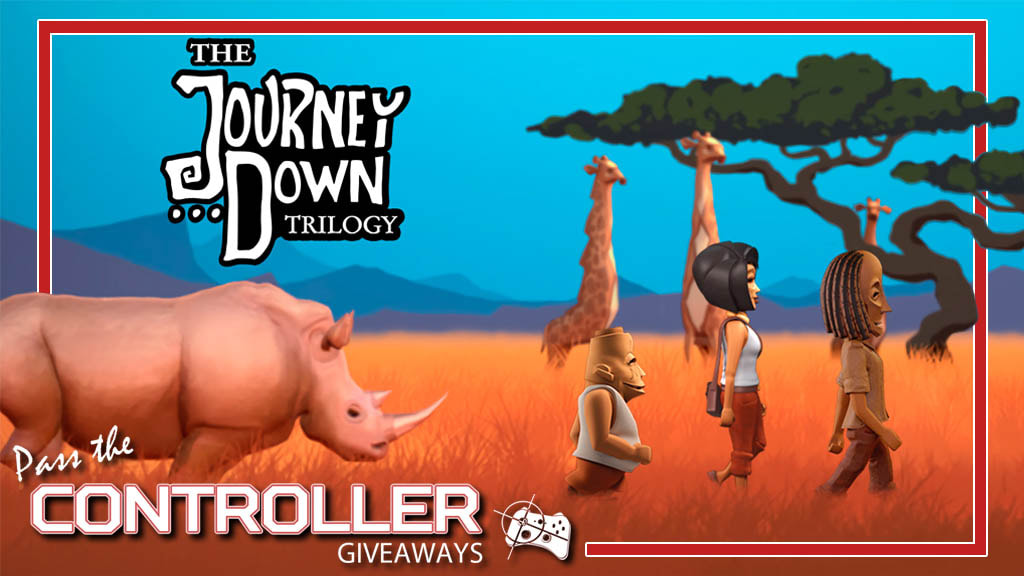 The Journey Down Trilogy Steam giveaway - Pass the Controller