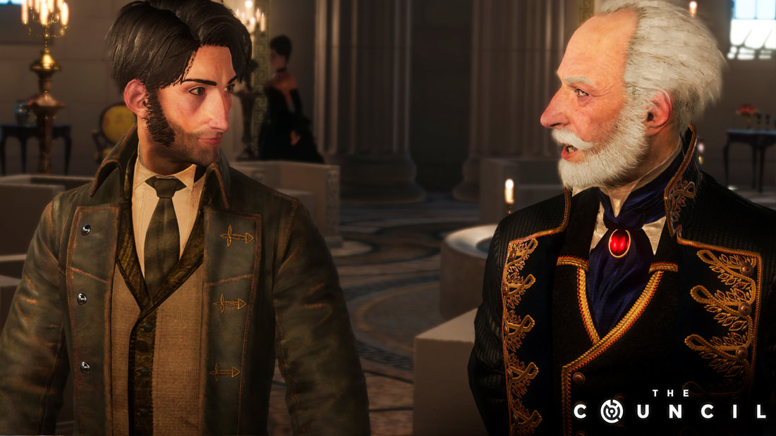 The Council - Episode 3: Ripples Xbox One review - Pass the Controller