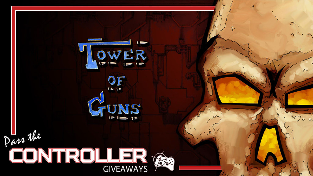 Tower of Guns Steam giveaway - Pass the Controller
