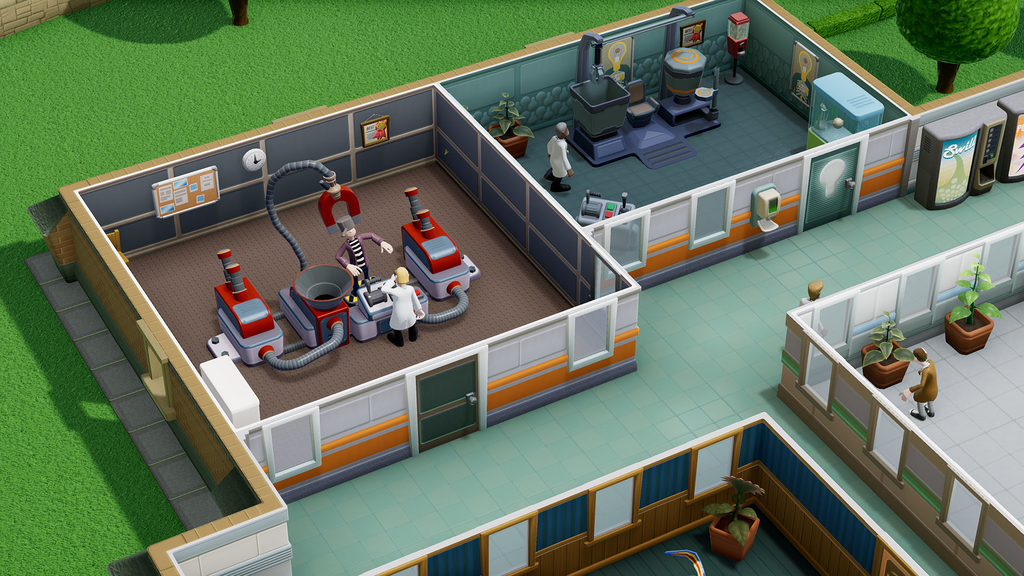 Two Point Hospital is finally coming to consoles - Pass the Controller