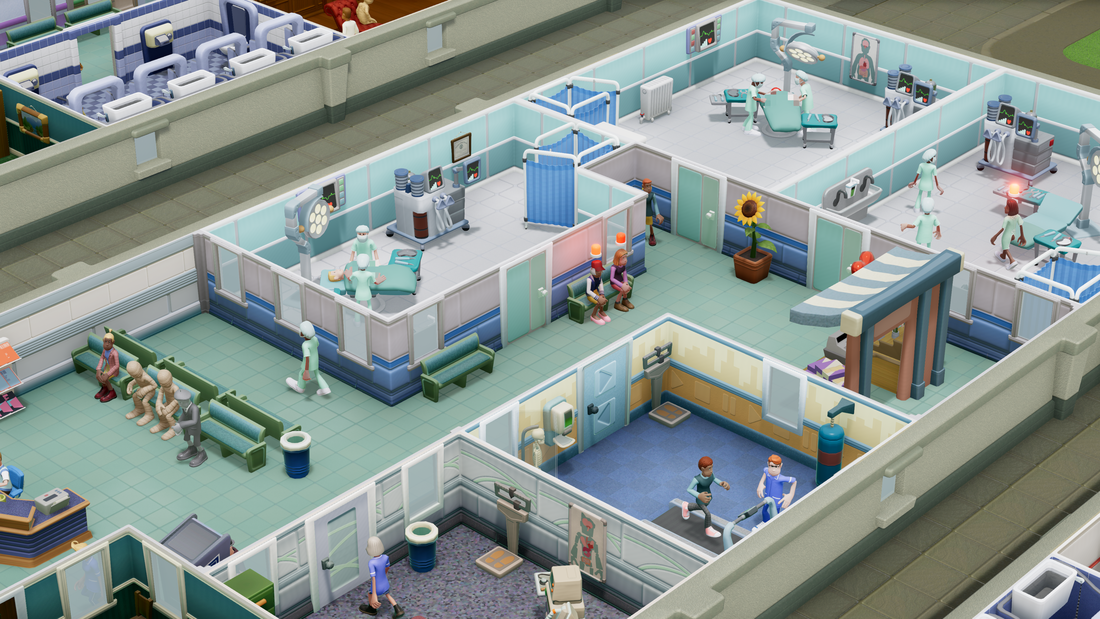 Two Point Hospital now open for pre-order, release date revealed - Pass the Controller