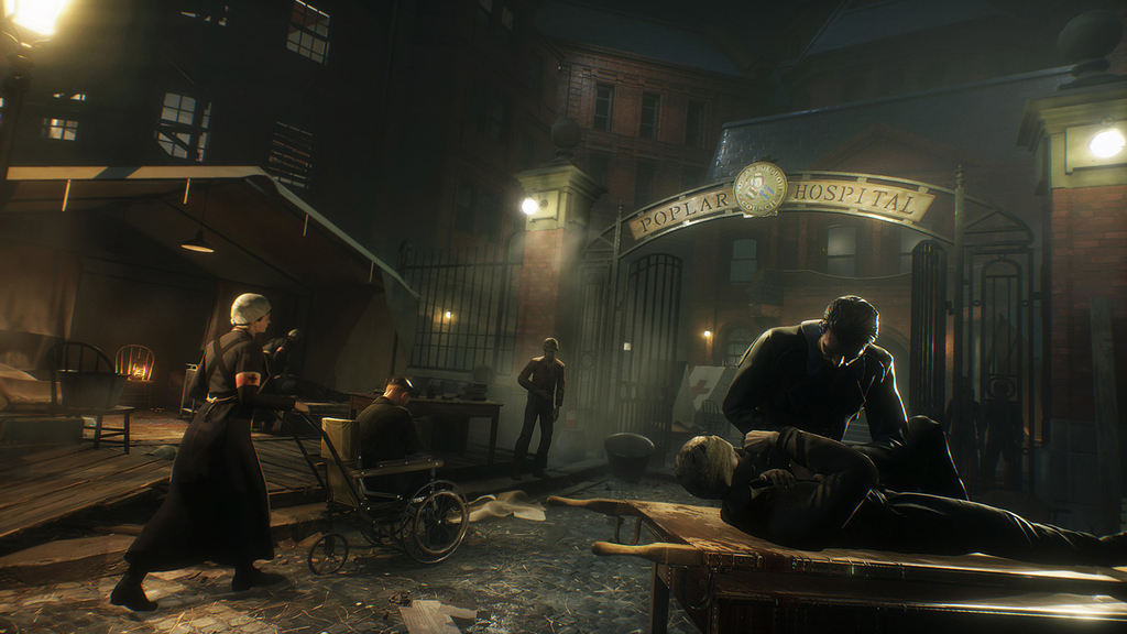 Vampyr PlayStation 4 review - Pass the Controller