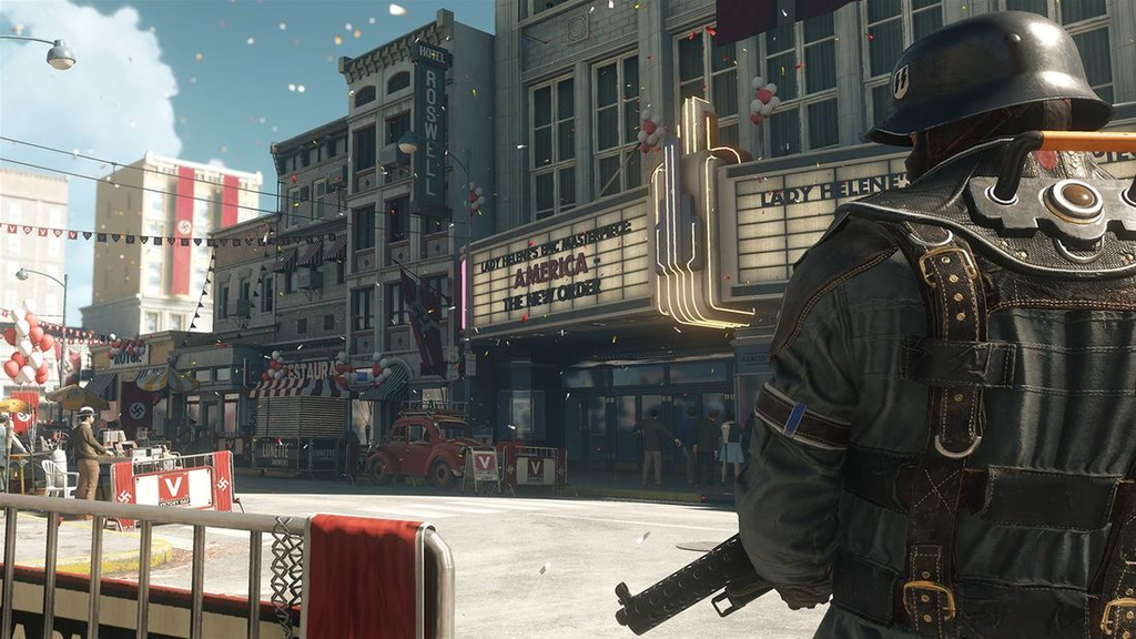 Bethesda have announced the date that Nintendo Switch owners will be able to continue the story of BJ  Blazkowicz in Wolfenstein II: The New Colossus.