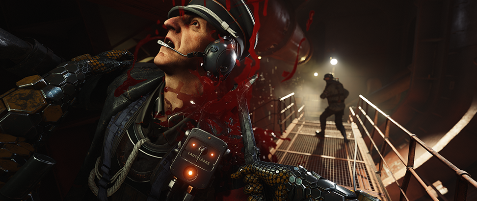 The latest DLC for Bethesda's Wolfenstein II, The Deeds of Captain Wilkins, is out now
