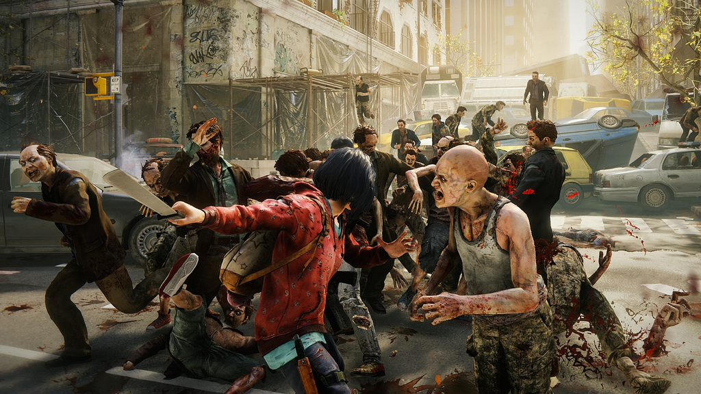 World War Z | PS4 | Review - Pass the Controller