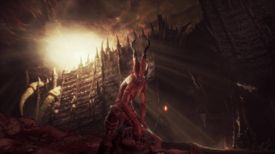 Agony Xbox One reviews - Pass the Controller